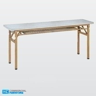Trestle tables 3