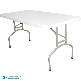 Bolero 5ft Foldaway Rectangular Table