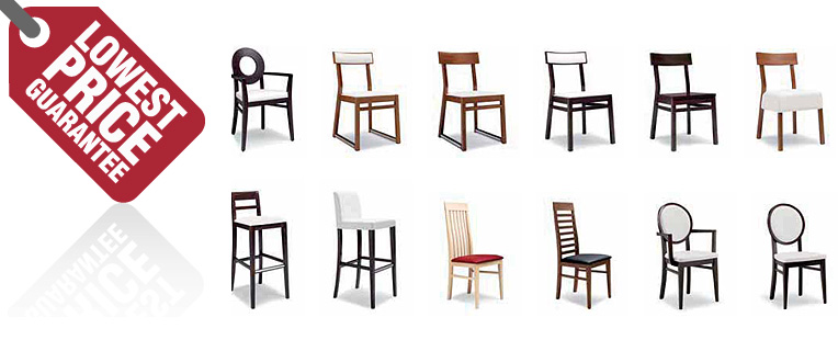 Lowest Price Guarantee Restaurant Chairs