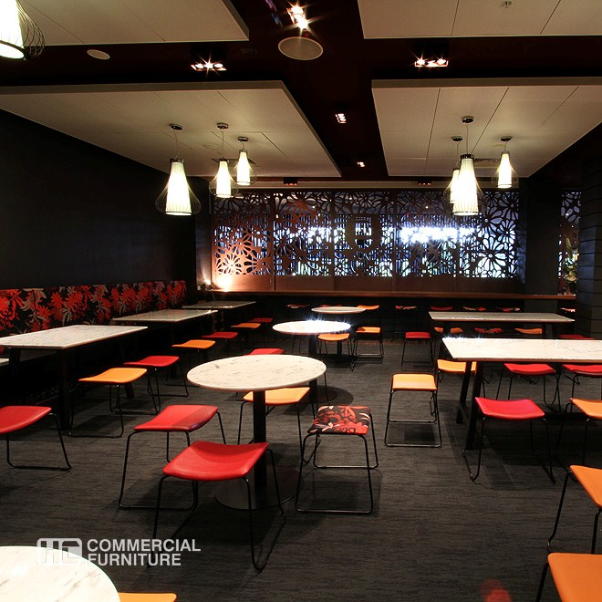 Zen Noodle Bar | HCCF Commercial Furniture