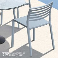Gabriella Metal chairs1