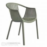 Samantha Metal chairs