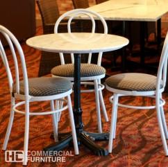 Café Tables : A unique attractive centre piece for every occasion