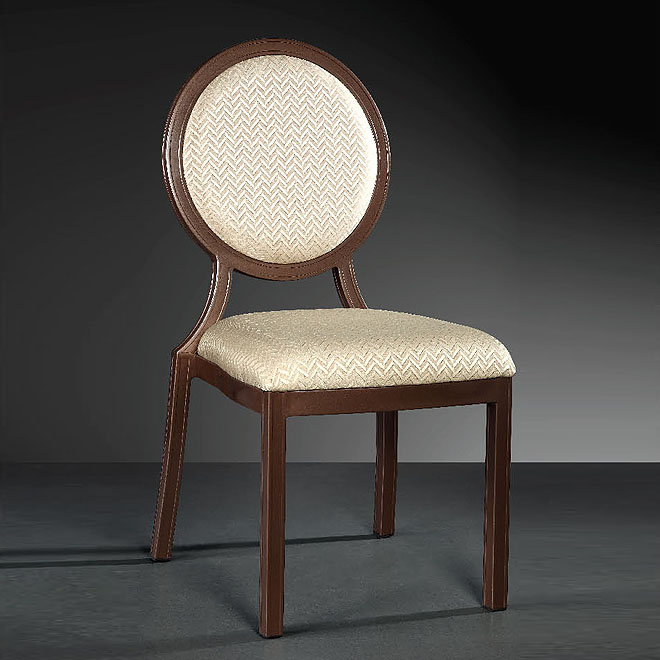 BC11262 Round Back Dining Chair HCCF Commercial Furniture