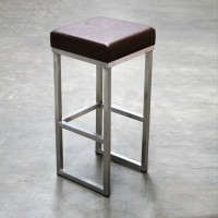 HCCF_Commercial_Furniture_Upholstered_Barstool_Stainless_Steel_BS112