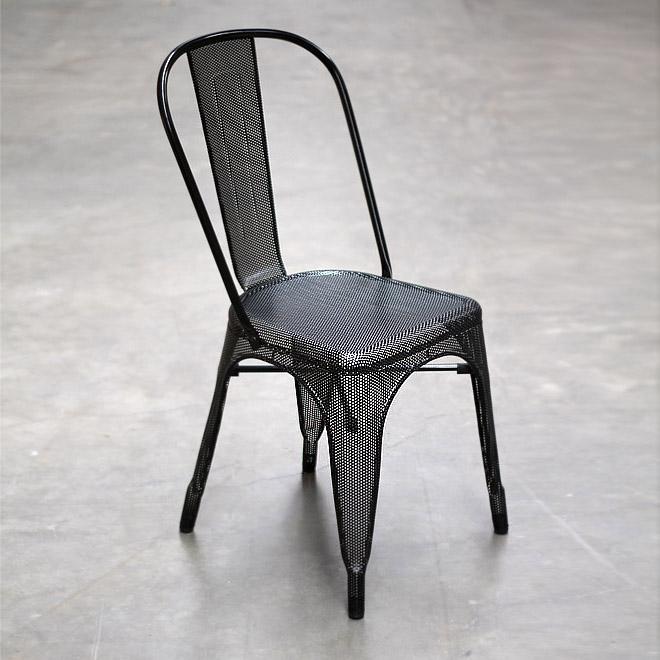 Mc411 Black Metal Chair Hccf Commercial Furniture