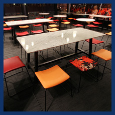 Affordable Restaurant Chairs at HC Commercial Furniture