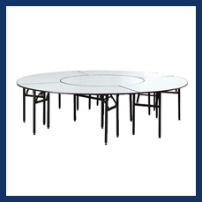 Types of Banquet Tables