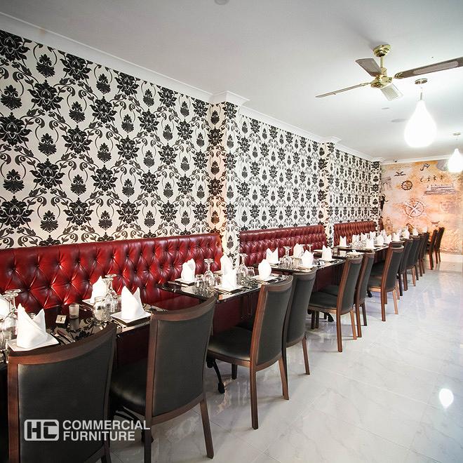 Restaurant Caf Furniture Interior Design And Layout