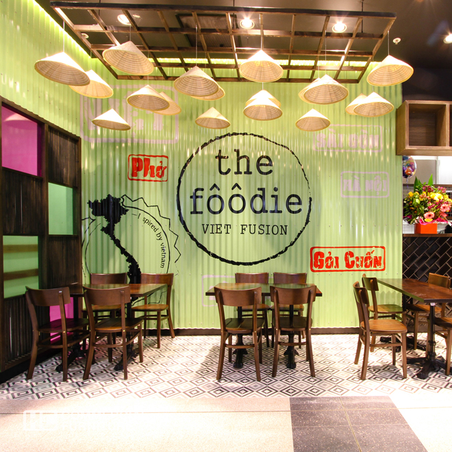 HCCF The Foodie - Macquarie Centre NSW