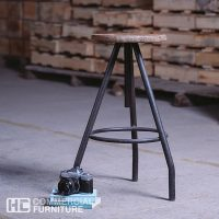 Jacob Industrial Bar Stool Ea111-312-A