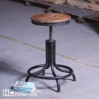 William Industrial bar stool EA111-255-1