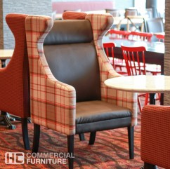 Club Chairs – No End to Design, Pattern and Purpose