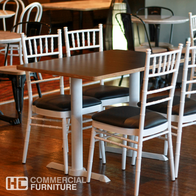 Restaurant dining tables hccf commercial hs dw