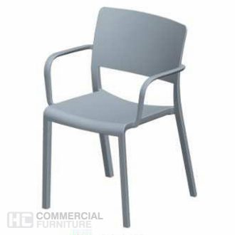 Leah Metal chairs