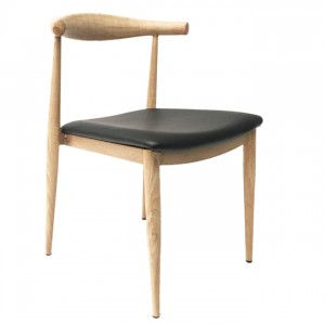 HCCF_Commercial_Furniture_Upholstered_Steel_Timber_Look_Dining_ChairUC07