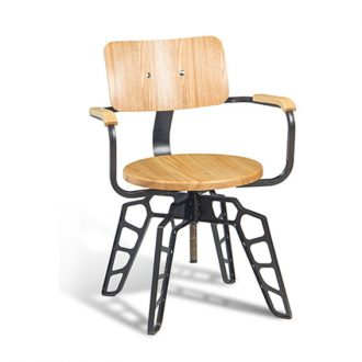 HCCF_Commercial_Furniture_Metal_Timber_Chair_MT544