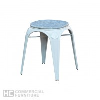 HCCF_Commercial_Furniture_Marble_Top_Powder_Coat_Lowstool_ls553