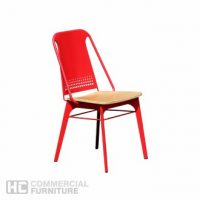 HCCF_Commercial_Furniture_Metal_And_Timber_Dining_Chair_MT558A1