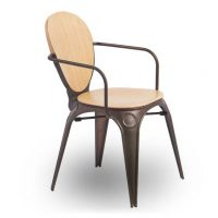 HCCF_Commercial_Furniture_Metal_Timber_Chair_MT533MPLY