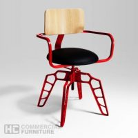 HCCF_Commercial_Furniture_Metal_And_Timber_Dining_Chair_MT544P1
