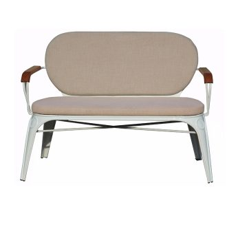 HCCF_Commercial_Furniture_Upholster_Metal_Seat_Timber_Arms_UC-533-SF