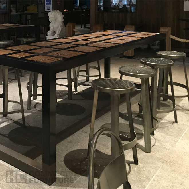 Westfield Garden City Brisbane Hccf Commercial Furniture