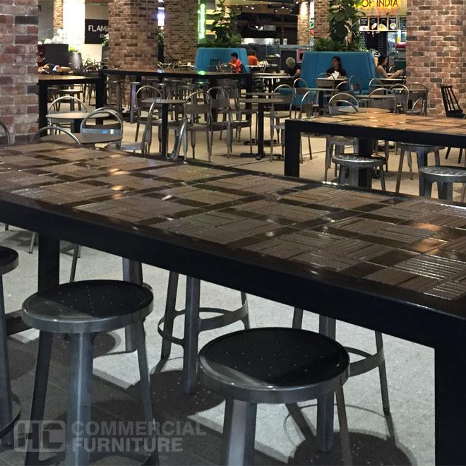Stainless Steel Bar Tables Brisbane American Hwy