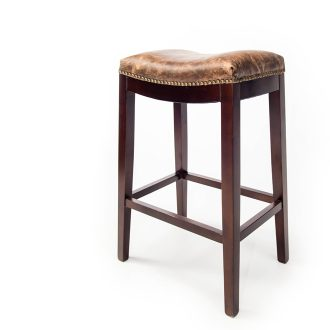 HCCF_Commercial_Furniture_Upholstered_Vintage_Leather_Solid_Timber_BarStool_vl001_cocoa-1