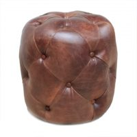 HCCF_Commercial_Furniture_Vintage_Leather_Low_Stool_Ottoman_vl119-havana