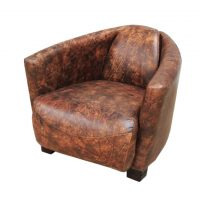 HCCF_Commercial_Furniture_Vintage_Leather_Tub_Chair_VL20201_Cocoa