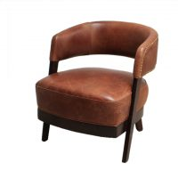 HCCF_Commercial_Furniture_Vintage_Leather_Armchair_Tubchair_vl675-tan