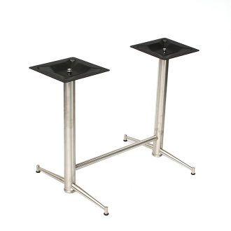 HCCF_Commercial_Furniture_TB450_#304_Stainless_Steel_Table_Base