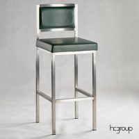HCCF_Commercial_Furniture_Upholstered_Barstool_Stainless_Steel_BS119G