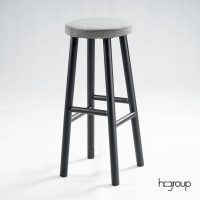 HCCF_Commercial_Furniture_Upholstered_Barstool_Powder_Coat_BS235