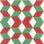 HCCF_Tiles_Geometrical_Grace_Tile_T2010_(4_Tiles_1_Pattern)