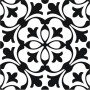 HCCF_Tiles_Black_And_White_Tile_T2443_(4_Tiles_1_Pattern)