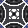 HCCF_Tiles_Flower_Sea_Tile_T2475_(4_Tiles_1_Pattern)