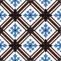 HCCF_Tiles_Flower_Sea_Tile_T2478_(4_Tiles_1_Pattern)