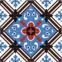 HCCF_Tiles_Flower_Sea_Tile_T2479_(4_Tiles_1_Pattern)