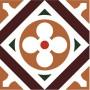 HCCF_Tiles_Flower_Sea_Tile_T2484_(4_Tiles_1_Pattern)
