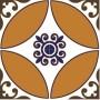 HCCF_Tiles_Flower_Sea_Tile_T2531_(4_Tiles_1_Pattern)