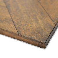 HCCF_Commercial_Furniture_Solid_Mango_Wood_Timber_Top_Vintage_Cross _TT330