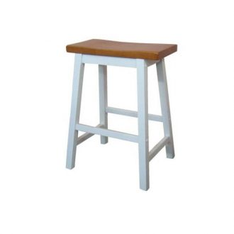 HCCF_Commercial_Furniture_Timber_Stools_Teak_White_LS133WT