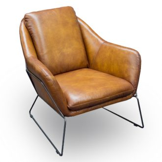 HCCF_Commercial_Furniture_Vintage_Leather_Tub_Chair_VL311