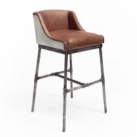 HCCF_Commercial_Furniture_Vintage_leather_Seating_chair_vl7223