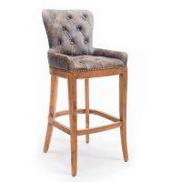 HCCF_Commercial_Furniture_Vintage_Leather_Natural_Timber_Barstool_VL401