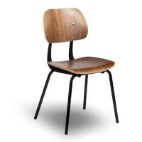 HCCF_Commercial_Furniture_Metal_Timber_Chair_MT1051