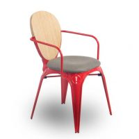 HCCF_Commercial_Furniture_Metal_TImber_Chair_UC533