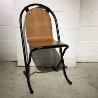 HCCF_Commercial_Furniture_Clearance_Metal_And_Timber_Dining_Chair_MT846